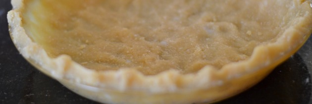Nutty Pie Crust